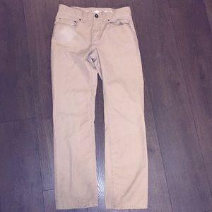 Men's Khaki Jeans